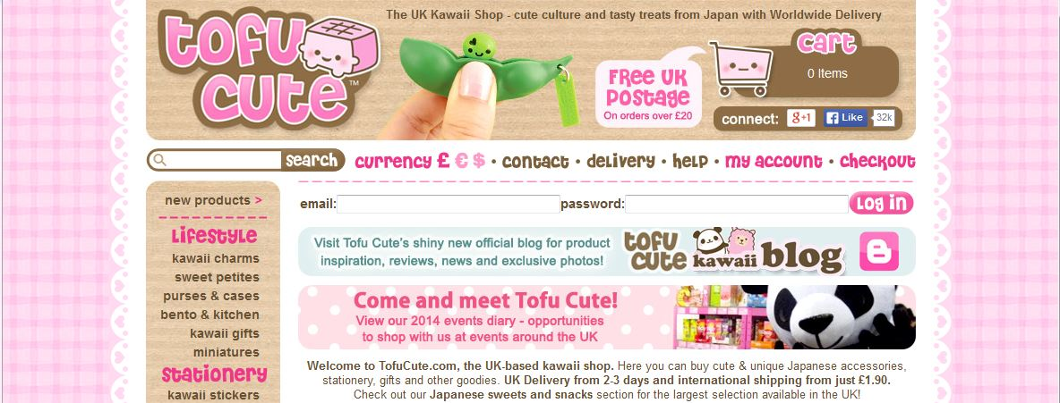 tofu_cute_website